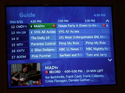 MSFTV Interface