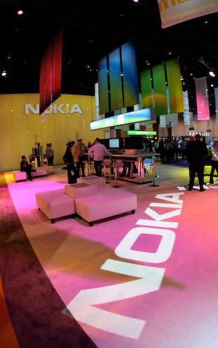 The Nokia Lounge