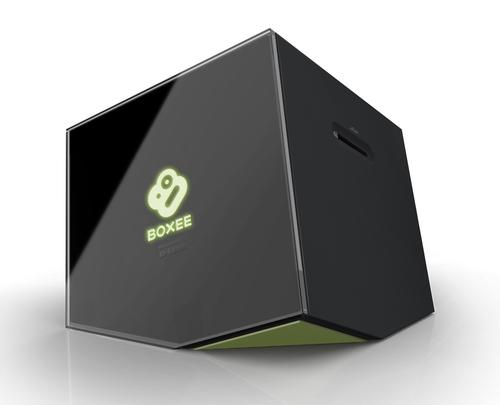 Boxee front