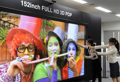 Bigger Screens Will Promote More Bandwidth Consumption