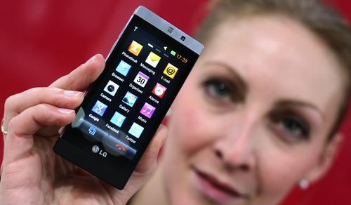 A Mini Smartphone?