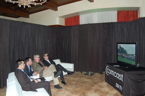 Panasonic 3DTV