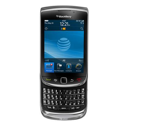 The BlackBerry Torch