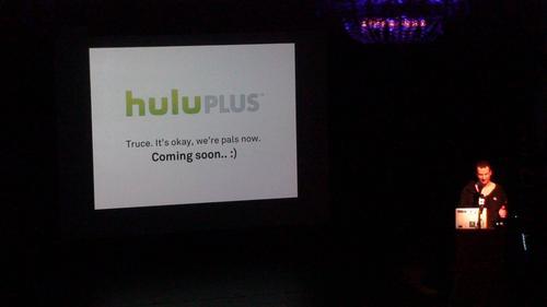 Jumping Through Hulu Hoops