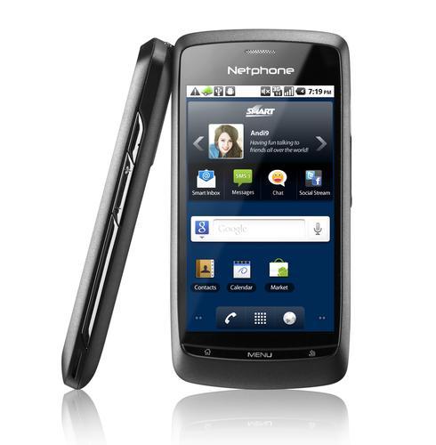 Smart Communications' Netphone