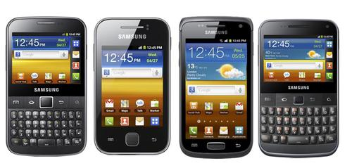 Samsung Revisits the Galaxies