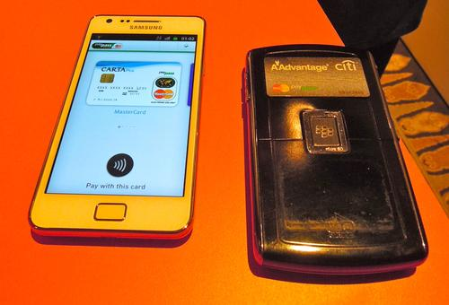 On-device payments...one way or another