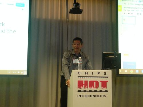 Google Distinguished Engineer Amin Vahdat