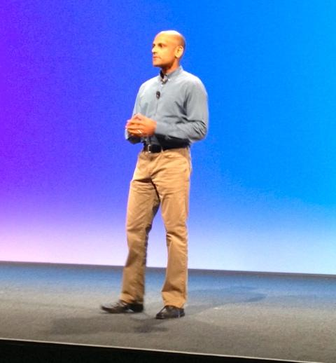 Facebook's VP of Engineering Jay Parikh was enthusiastic about LTE Broadcast and LTE Direct as tools to help it reach the billion people using the social network on their phones.