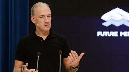 Vasyl Latsanych, chief marketing officer of MTS