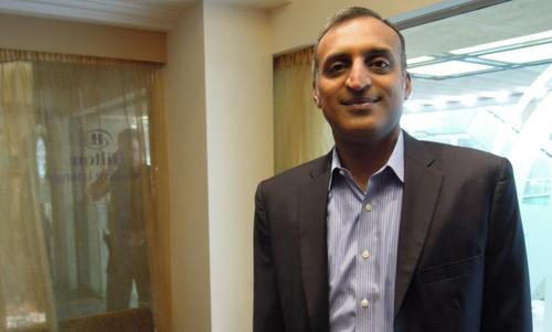 Bhaskar Gorti, president of IP platforms, Alcatel-Lucent, and soon-to-be president of Nokia's application and analytics division
