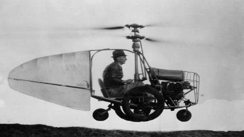 Flying cars are one of those inventions that seem really futuristic, but they might not actually be so far off. There have been plenty of failed attempts at flying cars, starting in the early 1900s. AeroMobil hasn't lost hope though, and anticipates releasing its first flying car in 2017. Though this may not be a mainstream endeavor quite yet, we're on our way to a reinvention of the car as we know it. Connecting cars with 5G might be the first step. [Source: Wikipedia]