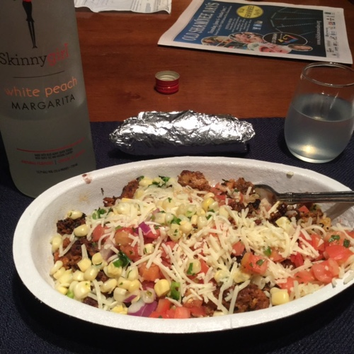 Chipotle has also decided to make KC its shining example, making it the only test market for its new menu item, chorizo. This taster gave it two thumbs up (or maybe it was the margarita talking).