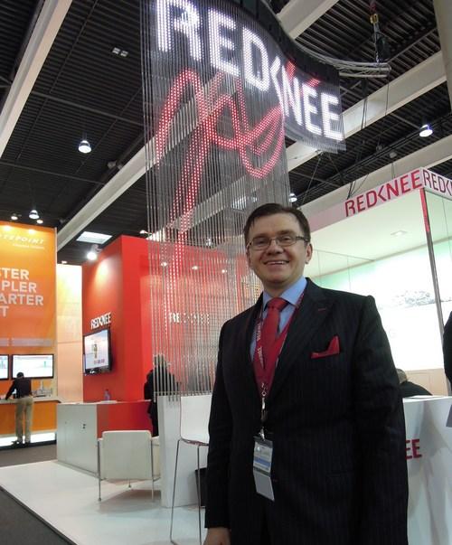 Lucas Skoczkowski: Proud CEO.