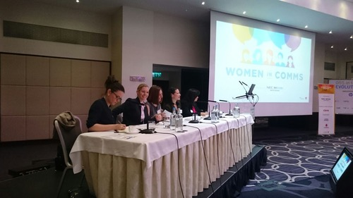 Panelists at Light Reading's WiC breakfast event debate the best way of getting more women into the tech industry.