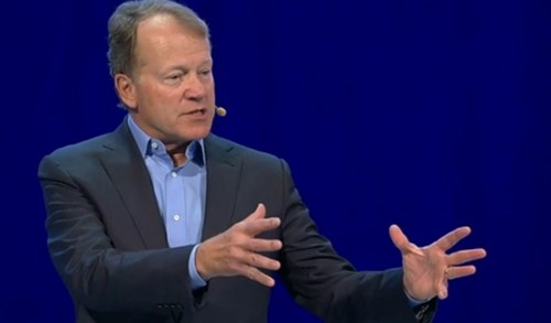 Cisco executive chairman John Chambers presents the case for 'Ciscosson' at Ericsson's Capital Markets Day.
