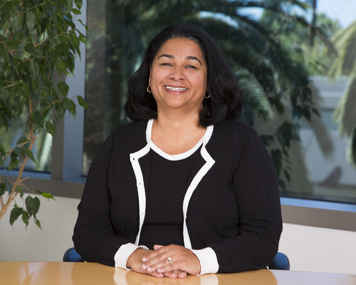 Cecily Joseph, vice president of Corporate Responsibility and chief diversity officer, Symantec