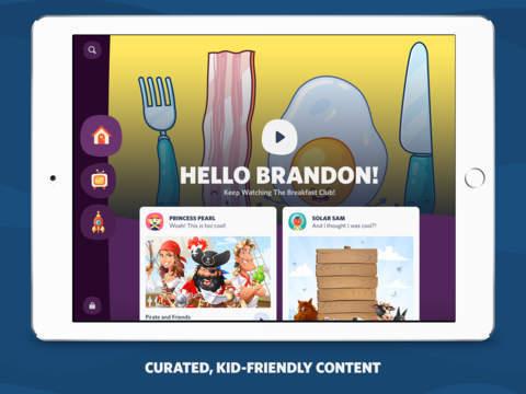 Cox Flare Kids app