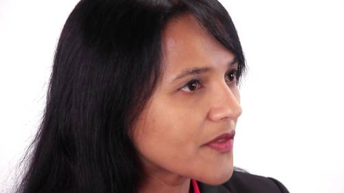 Gargi Keeling, VMWare, says more women would be attracted to join the comms world if they could make the connection between technology and purpose.