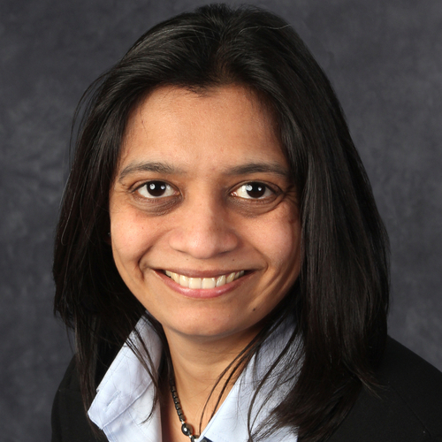Nita Patel, Systems and Software Engineering Director at L-3 Warrior Systems, and Founder and Chair of the IEEE's Women in Engineering International Leadership Conference