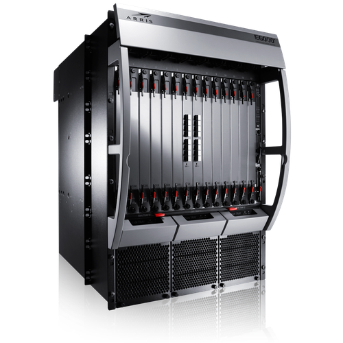 Arris E6000 Converged Edge Router CCAP chassis