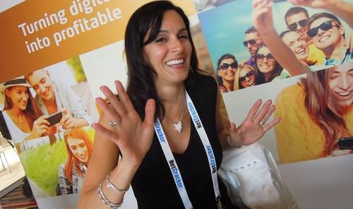 Matrixx marketing maven Jennifer Kyriakakis tries to avoid the telecom paparazzi...