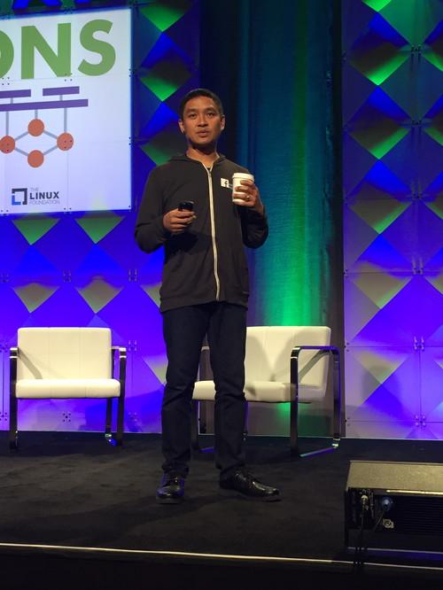 Omar Baldonado, Facebook's director of engineering