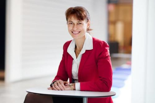 Sara Mazur, Head of Ericsson Research