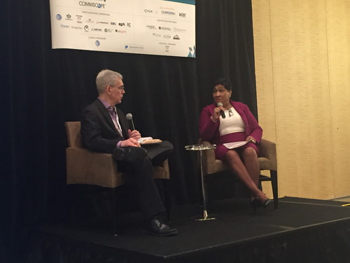 Light Reading's Alan Breznick discusses Gigabit broadband rollout strategies with Venessa Harrison, president of AT&T's North Carolina unit.