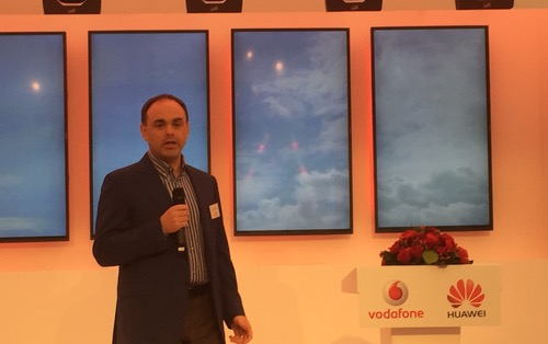 Matt Beal, Vodafone's director of innovation and architecture, sees a bright future for NB-IoT.