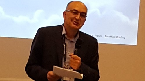 Pascal Viginier, Orange's CIO, had to convince board members that IT would not be a barrier to digital transformation.