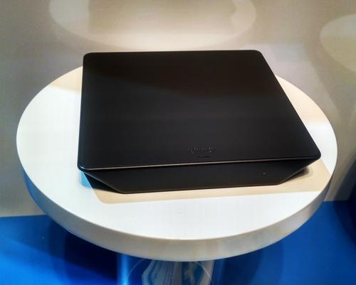 Comcast Xi5 box shown at INTX 2016