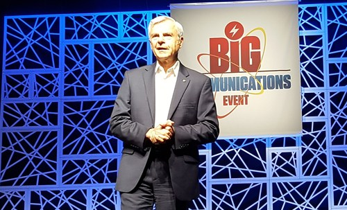 Bill Owens believes in an international innovation melting pot that everyone's able to dip into.