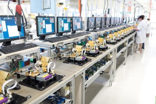 A Jabil manufacturing facility