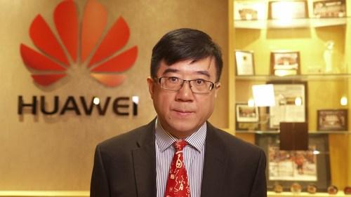 Dr. Wen Tong, Wireless CTO at Huawei