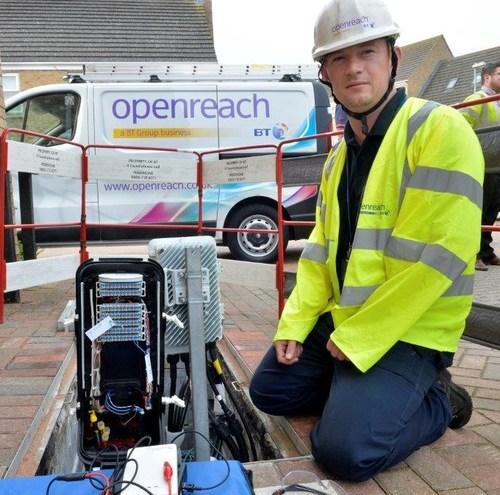 Rivals wanted BT brought to its knees over its control of Openreach... but that's not in the Ofcom gameplan.