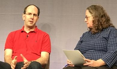 Microsoft's Scott Guthrie talks cloud with Fortune's Barb Darrow.