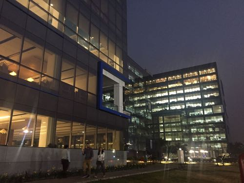 RJio's headquarters are spread over a 550-acre corporate park in Mumbai.
