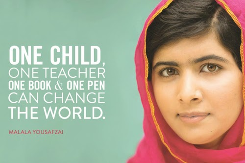We've heard it time and time again: It all starts with children. If we don't advocate for the youngest among us, who will? Malala Yousafzai, that's who. While not a woman in tech, Malala is by far the most badass advocate of women's rights that we can think of. The 19-year-old Pakistani activist is the youngest-ever Nobel Prize laureate and a strong advocate for girls' access to education and equal rights. We can't say enough about this courageous, inspiring woman who has already made such a mark on the world. (See BT's Security Boss: Tech Has No Age.)