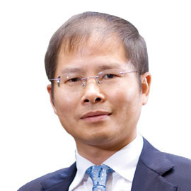 Huawei Deputy Chairman and Rotating CEO, Eric Xu