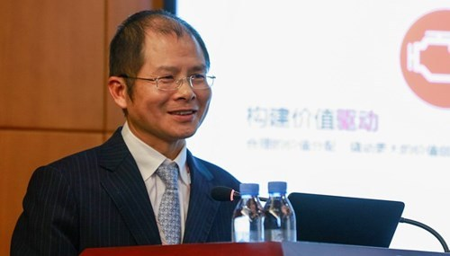 Huawei's Eric Xu expects further revenues growth from all of Huawei's divisions, but he's also seeking improved profitability.