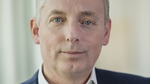 Ulf Ewaldsson, the head of Ericsson's digital services business, is calmly trying to engineer a turnaround in 2018.