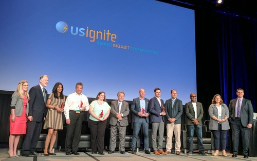 US Ignite welcomes its newest community members at the Smart Cities Connect conference.