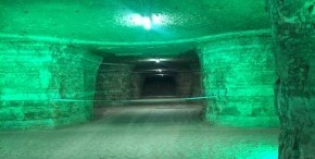 Estonia Mine: Still spooky, but now with added 3G connectivity.