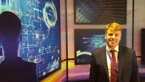 BT Security CEO Mark Hughes: Captain of the Purple Team.
