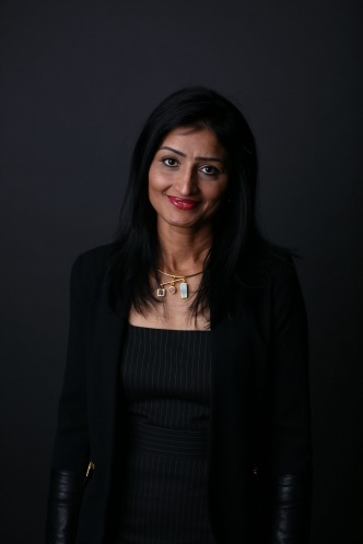Aparna Khurjekar, senior vice president of consumer product revenue and innovation, Verizon Communications