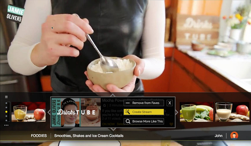 Screenshot of Dynamic Channels