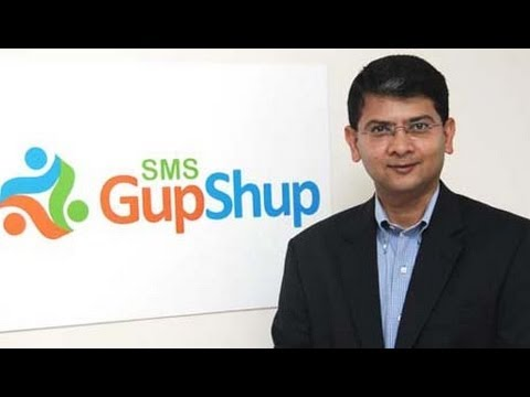 Beerud Sheth, co-founder and CEO of Gupshup.