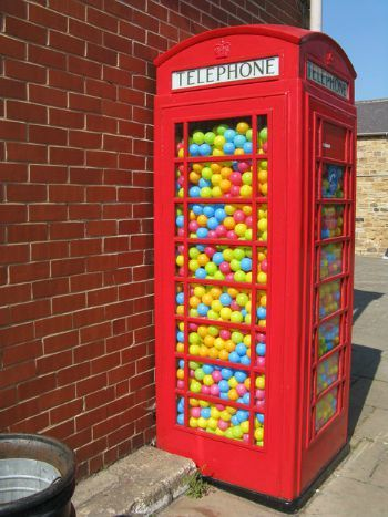 Balls to cleaning these phone boxes anymore, says BT.