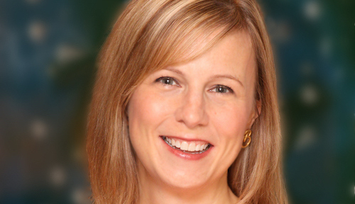 Mary Clark, the new chief marketing officer and executive vice president of product at Synchronoss Technologies.